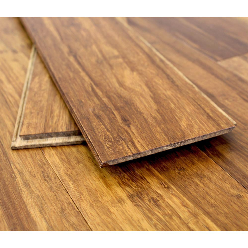 Bamboo click flooring home flooring ideas for Click flooring