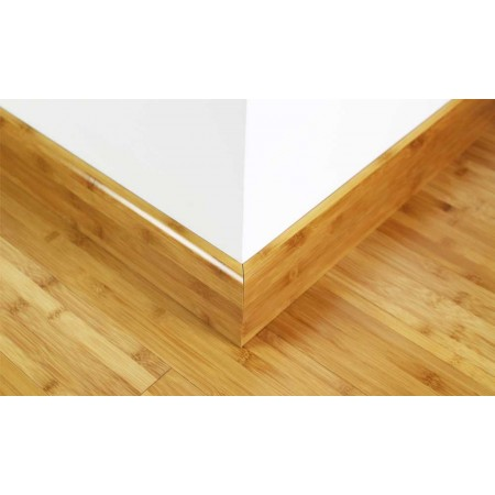 Carbonised Bamboo 92mm Skirting 1950mm