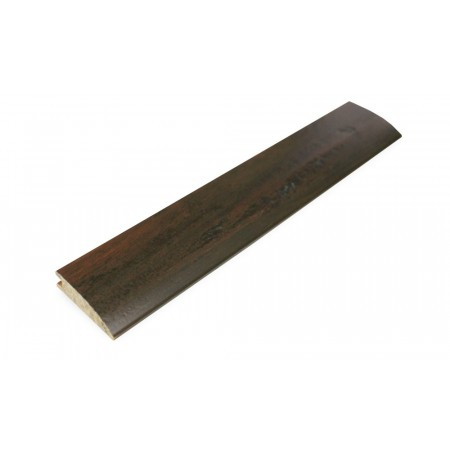 Chestnut Strand Woven Bamboo 12mm Door Bar / Flush Reducer