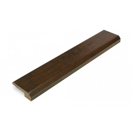 Chestnut Strand Woven Bamboo Door Bar / Threshold
