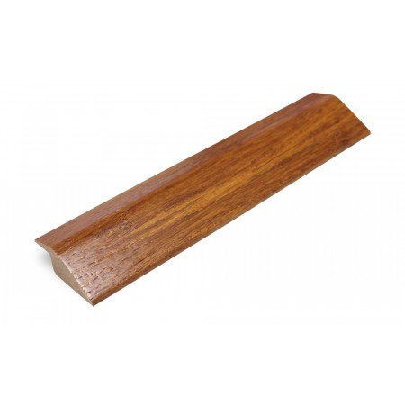 Brushed Carbonised Strand Woven Bamboo R Profile 1850mm