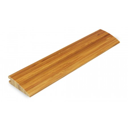 Carbonised Vertical Bamboo 15mm Door Bar / Flush Reducer 1950mm