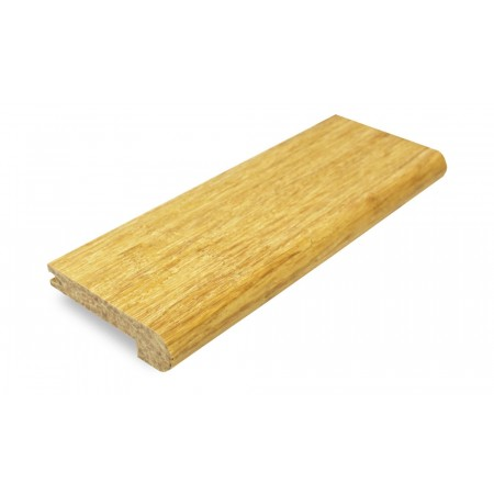 Natural Strand Woven Bamboo 10mm Stair Nosing