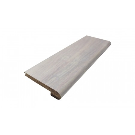 Pebble Strand Woven Bamboo 10mm Stair Nosing