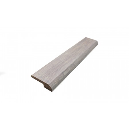 Pebble Strand Woven Bamboo Door Bar / Threshold