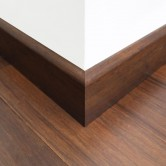 Chestnut Strand Woven Bamboo 92mm Skirting 1850mm