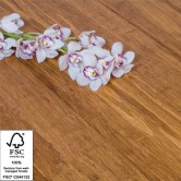 Solid Carbonised Strand Woven 142mm Bamboo Flooring 1.58m2 per pack FSC1