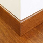 Carbonised Strand Woven Bamboo 145mm Skirting 1850mm