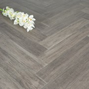 F1070 Solid Stone Grey Strand Woven Bamboo Flooring 90mm Parquet Block BONA Coating SAMPLE - First 6 samples are free