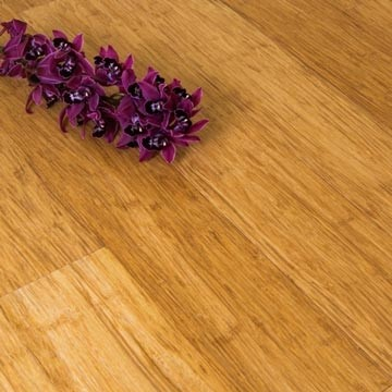 Solid Natural Strand Woven 142mm Bamboo Flooring 1.58m²