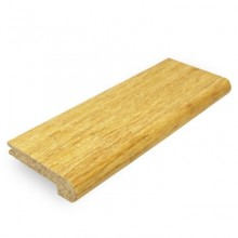 Natural Strand Woven Bamboo 12mm Stair Nosing