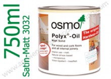 Osmo Polyx Oil Clear Satin-Matt 3032 750ml