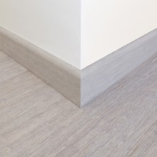 Pebble Strand Woven Bamboo 92mm Skirting 1850mm