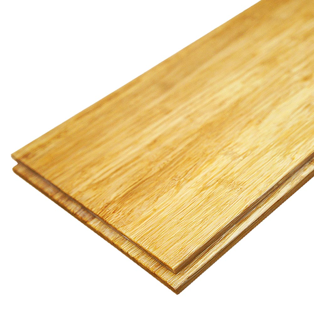 Solid Natural Strand Woven 142mm Bamboo Flooring 1 58m