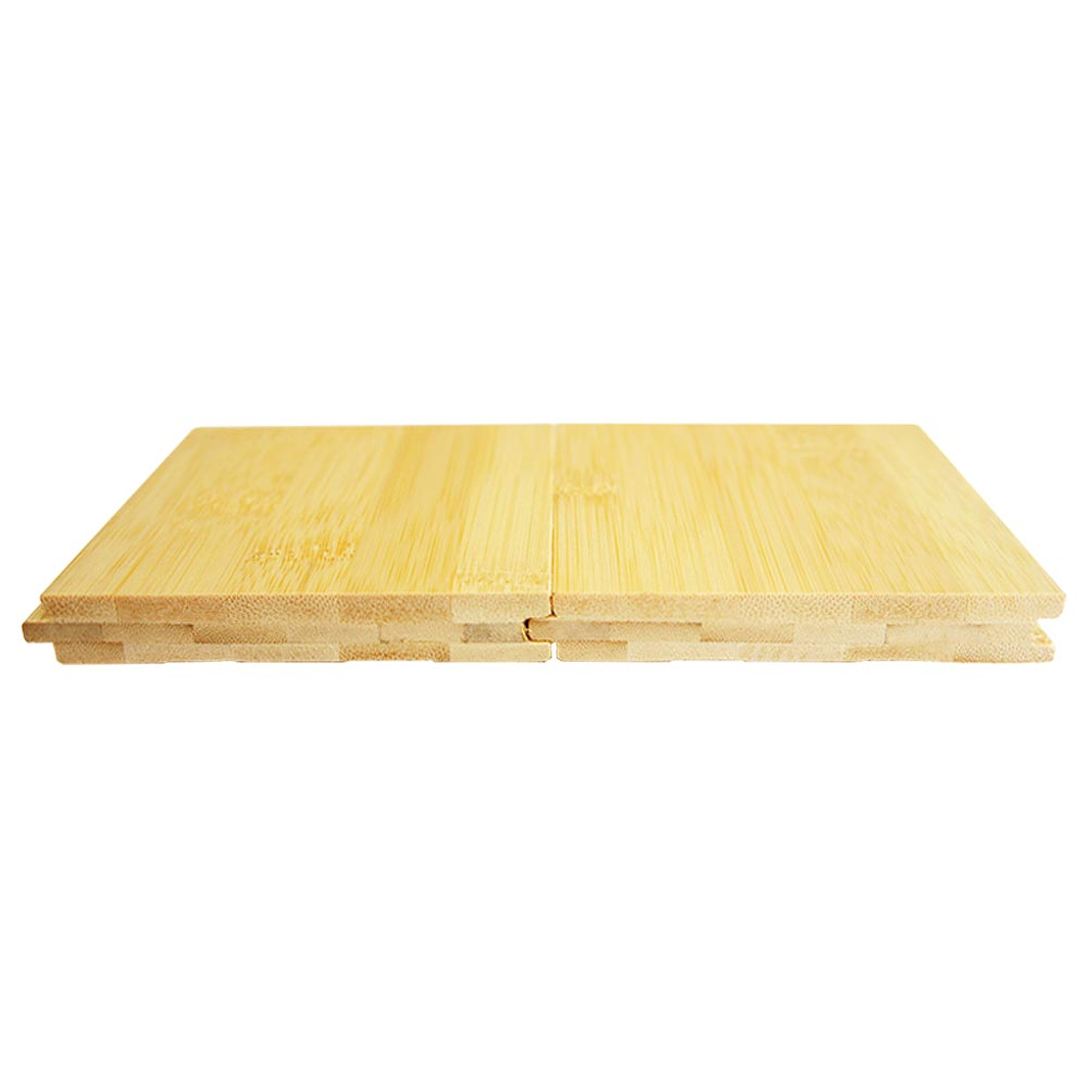 Solid Natural Horizontal Bamboo Flooring Glue Down Only 2 21