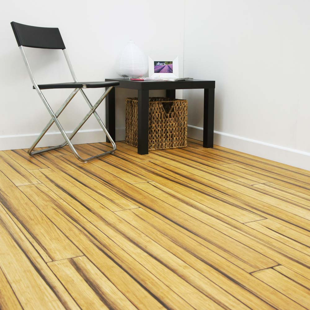 Cheap bamboo floor boards gurus floor for Strand woven bamboo flooring pros and cons
