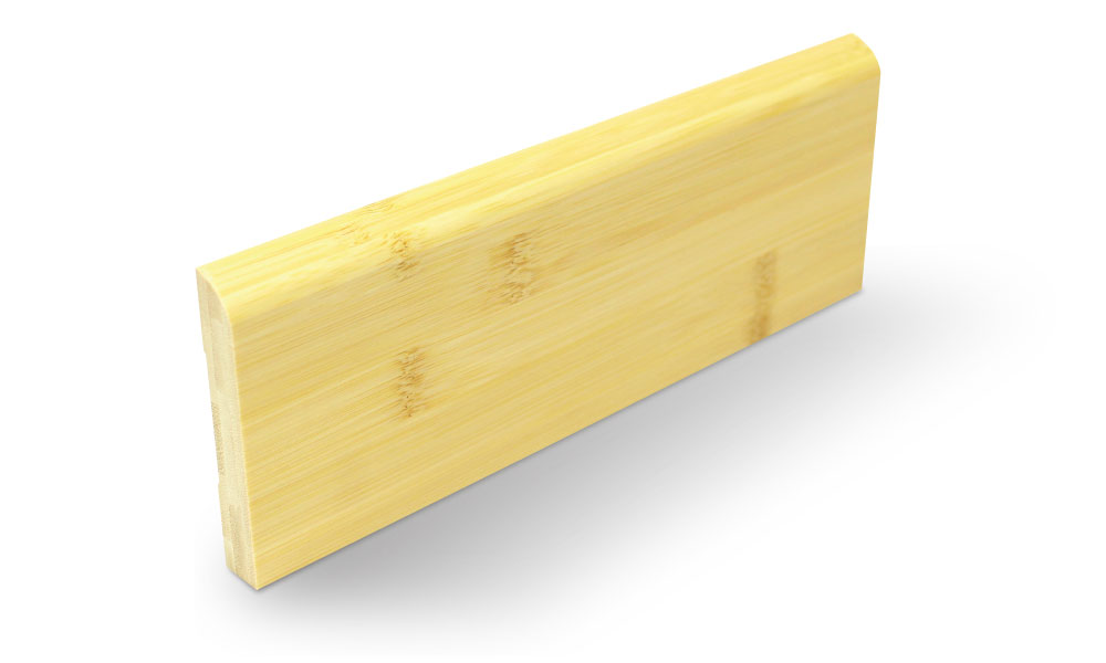 Natural Bamboo 92mm Skirting 1950mm