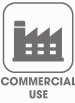 commercial use symbol