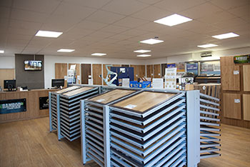 Leicester Showroom 2