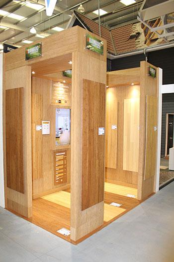 Swindon Showroom Complete Stand
