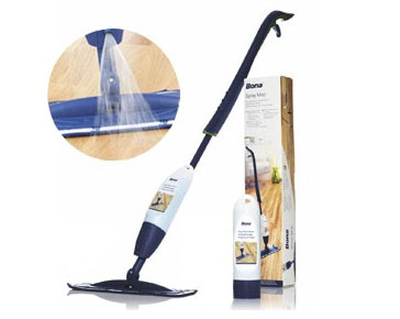 Bona wood floor spray mop