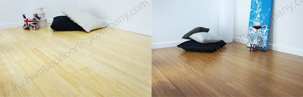 What are the benefits of bamboo flooring - different styles