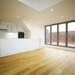 How to fit bamboo flooring onto existing wooden floor boards