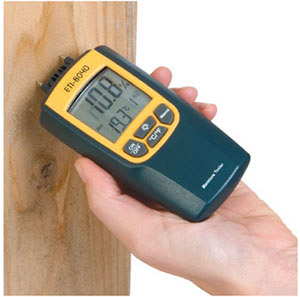 Trouble Shooting with Bamboo Flooring - meter
