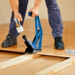 How to fit bamboo flooring onto joists
