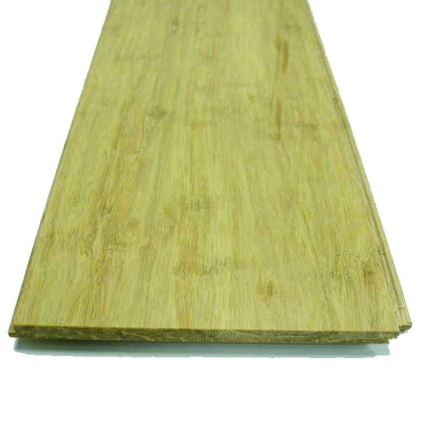What is natural bamboo flooring