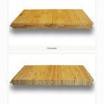 What is solid bamboo flooring?