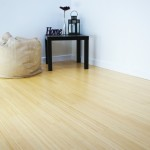 How often should I clean my bamboo floor?