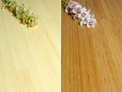 Bamboo Flooring- Dark Vs Light
