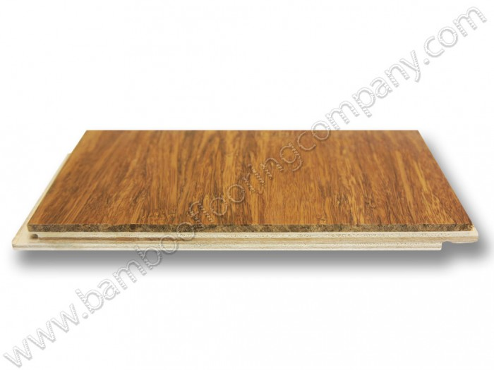 What is Click Bamboo Flooring - engineered