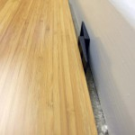 Problems with Bamboo Flooring: No expansion gap