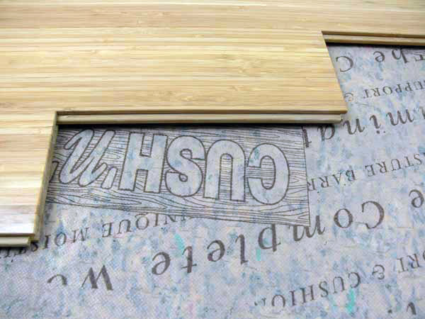 How To Fit Bamboo Flooring Onto Chipboard Bamboo Flooring