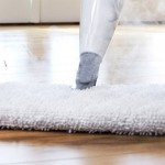 Can I clean my bamboo floor with a steam mop?