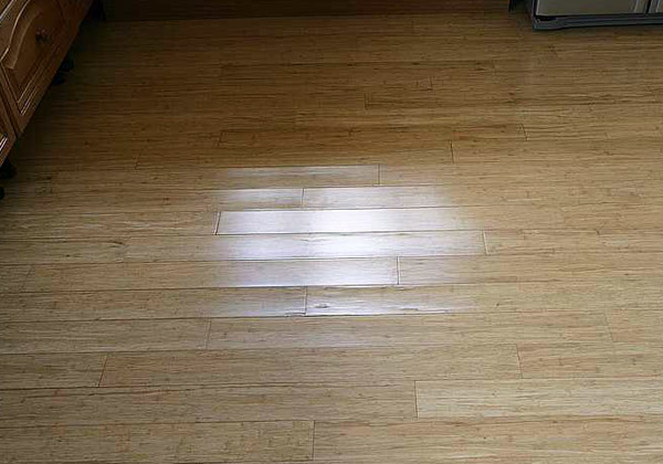 Problems With Bamboo Flooring Moisture Damage Bamboo Flo