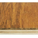 What is engineered bamboo flooring?
