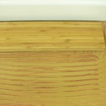 How to fit bamboo flooring onto plywood