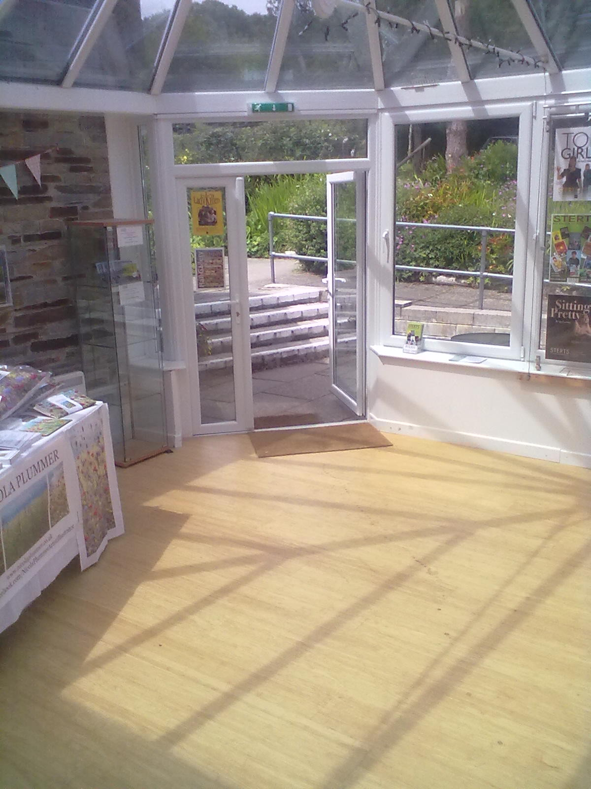 Can I install bamboo flooring in a conservatory