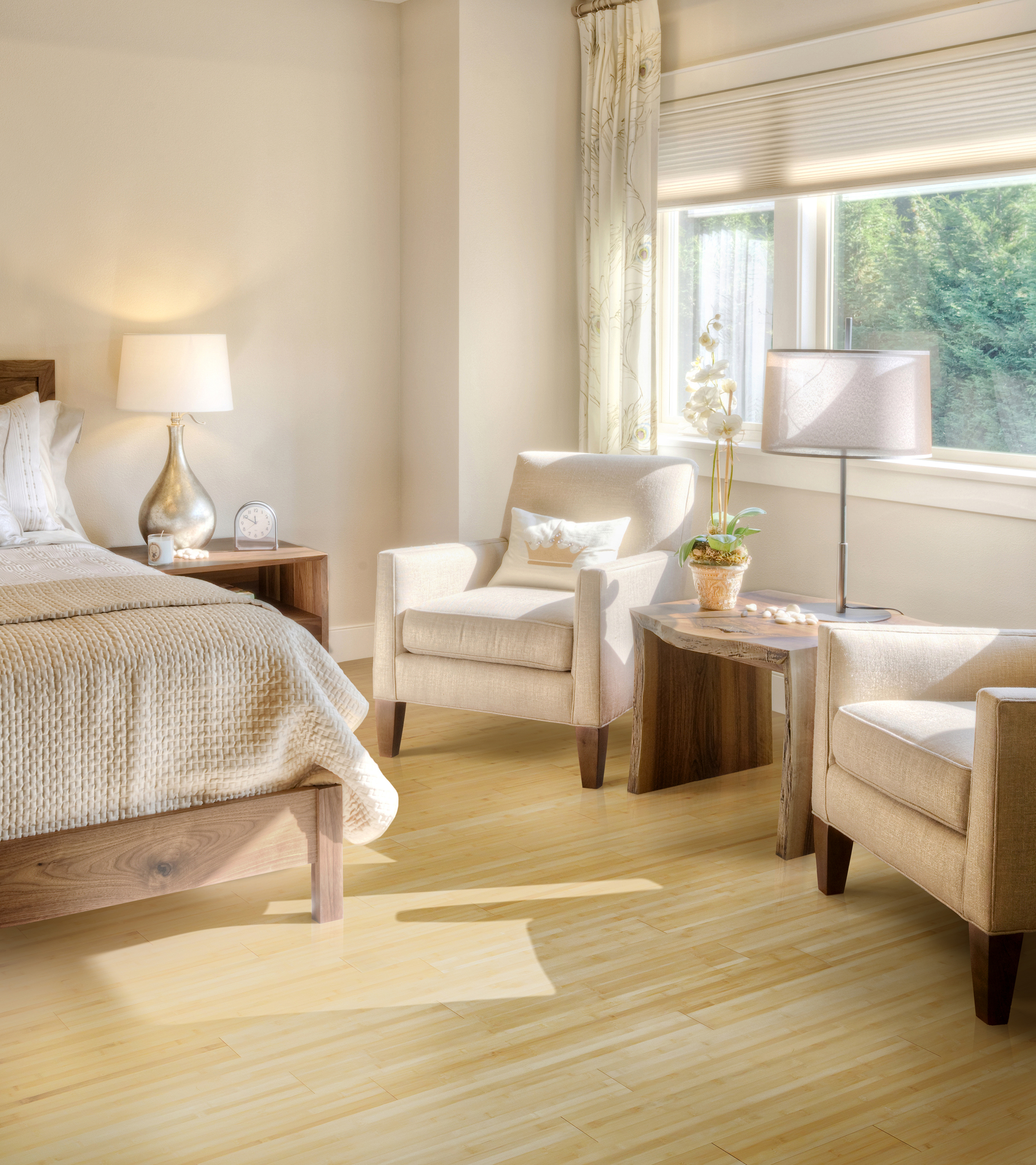 Guide To Installing Bamboo Flooring: Guide To Horizontal Bamboo Flooring