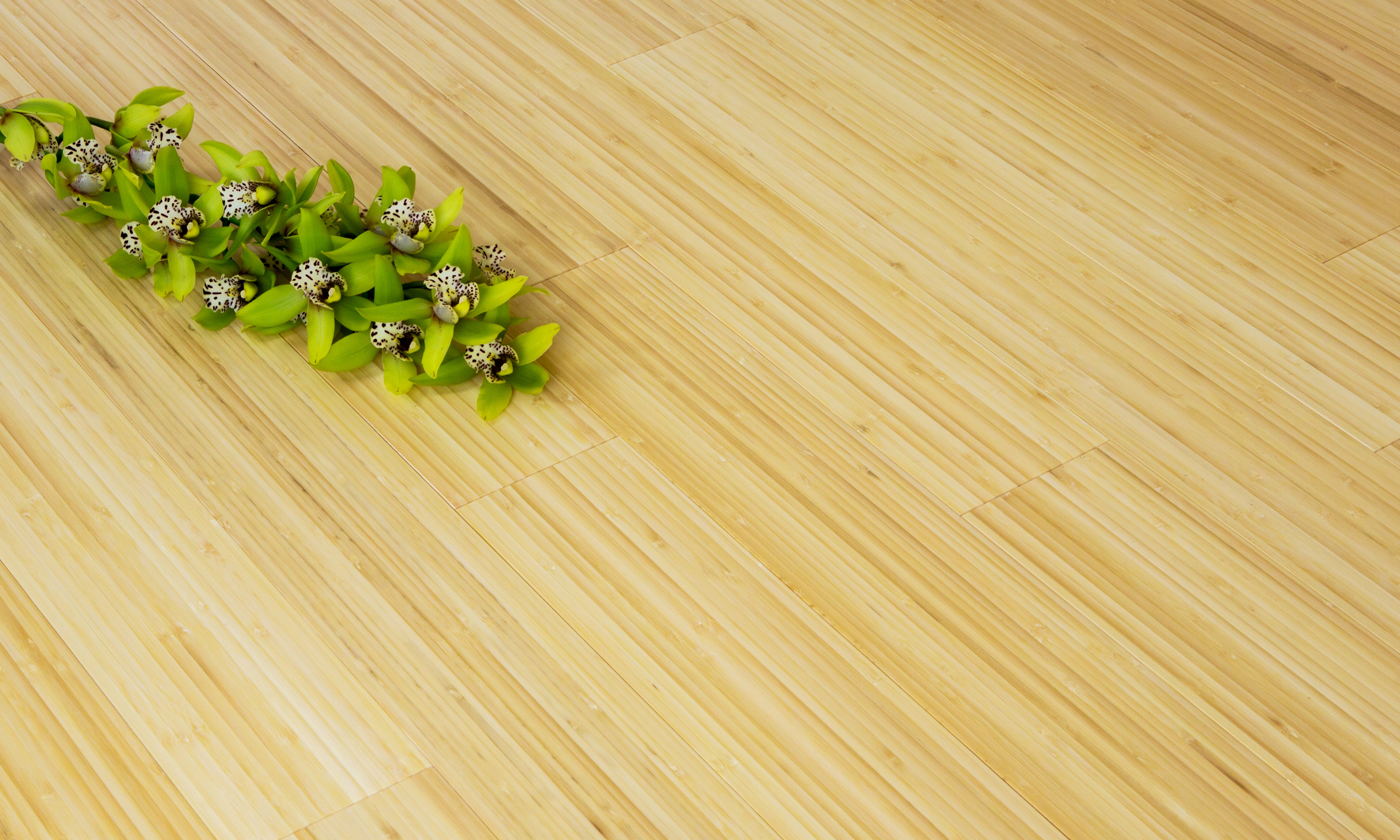 Guide to vertical bamboo flooring