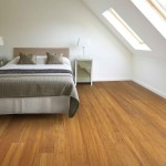What is brushed bamboo flooring?