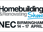 Visit us at the National Homebuilding and Renovating Show 2016