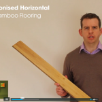 Solid Carbonised Horizontal Bamboo Flooring Video