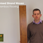 Carbonised Strand Woven Wide Board Bamboo Flooring Video
