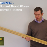 Rustic Natural Strand Woven Bamboo Flooring Video