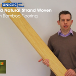 Brushed Natural Strand Woven Bamboo Flooring Video