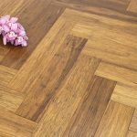What is Parquet Block Bamboo Flooring?